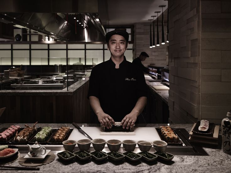 Jakarta Best Restaurant, Bar & Cafe Awards (BRBCA) 2015: Sana Sini Restaurant Review
