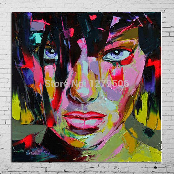 Fran oise nielly stree art pop art peinture l 39 huile sur for Peinture de qualite