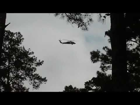 Military Vehicles Staging Behind Midland Texas Wal-Mart As Choppers Fill Skies And Blacked-Out FEMA Buildings Are Built In Kentucky