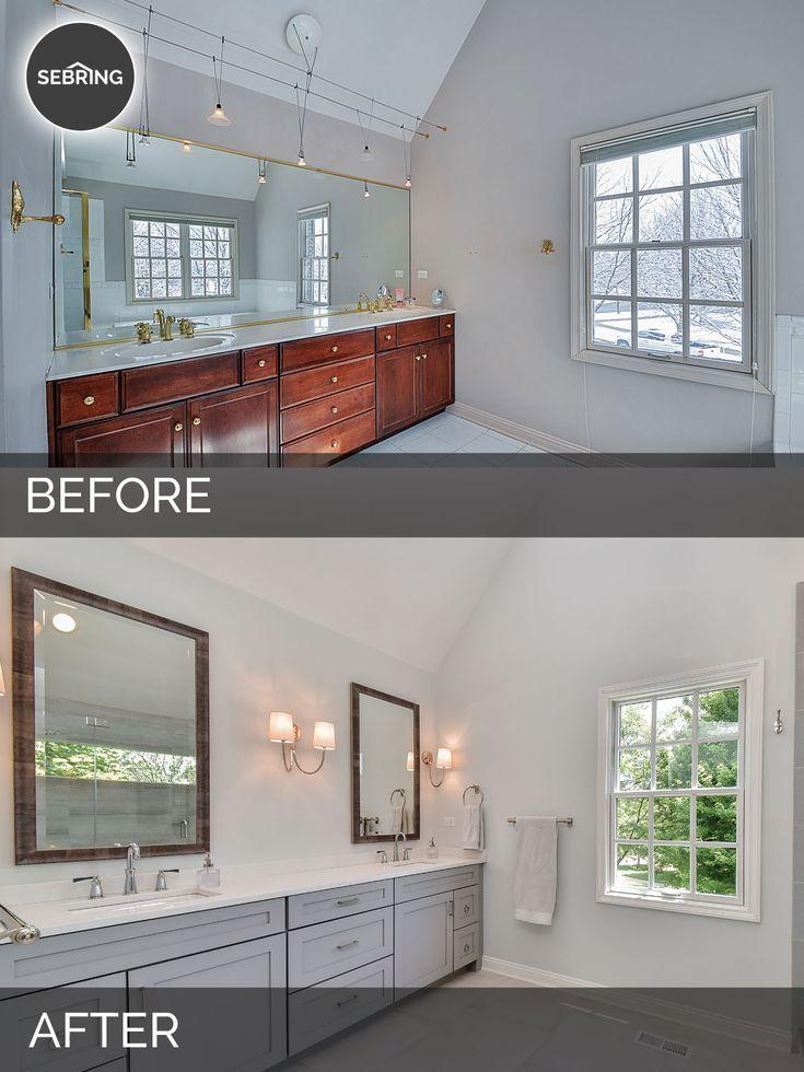 Carl Susan S Master Bath Before After Pictures Bathrooms Remodel Home Remodeling Contractors Master Bathroom Design
