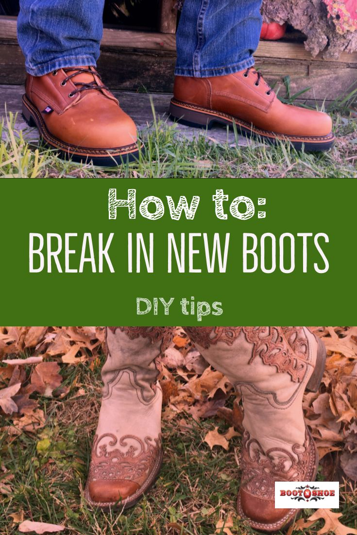 b37e2cc65712 WHAT IF YOU COULD SKIP THAT TEDIOUS BREAK IN PERIOD WITH NEW BOOTS  This  blog post will show you some expert DIY tips…