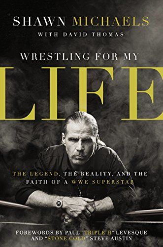 a daily deal 7/13/15 $1.99, add audible for $12.59, Wrestling for My Life: The Legend, the Reality, and the Faith of a WWE Superstar by Shawn Michaels