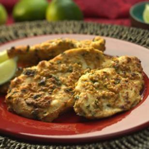 Ginger-Coconut Chicken Recipe