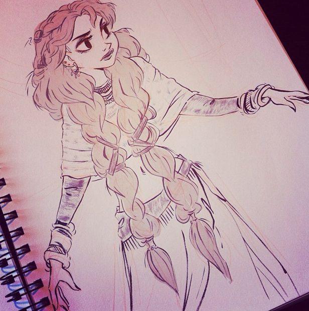 Disney Character Design Internship : Best female character design ideas on pinterest