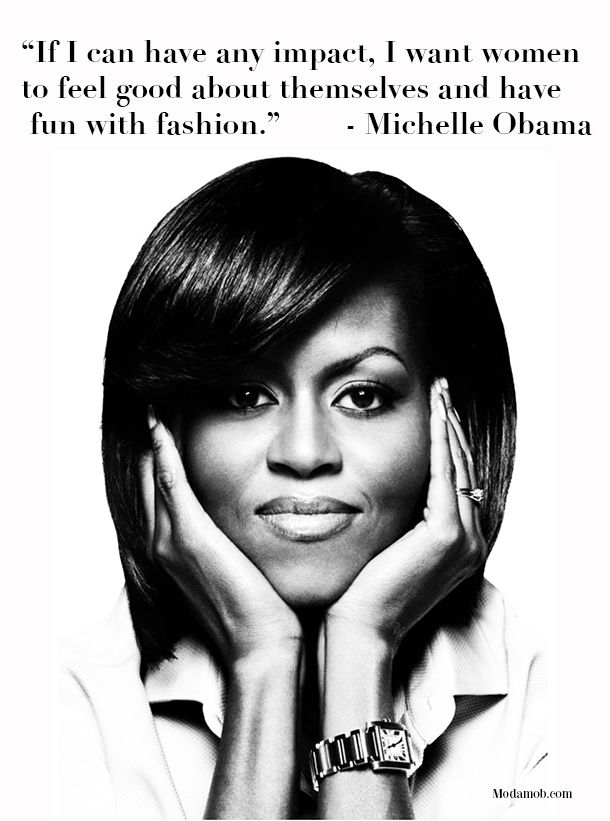 Michelle Obama #quotes #mobama