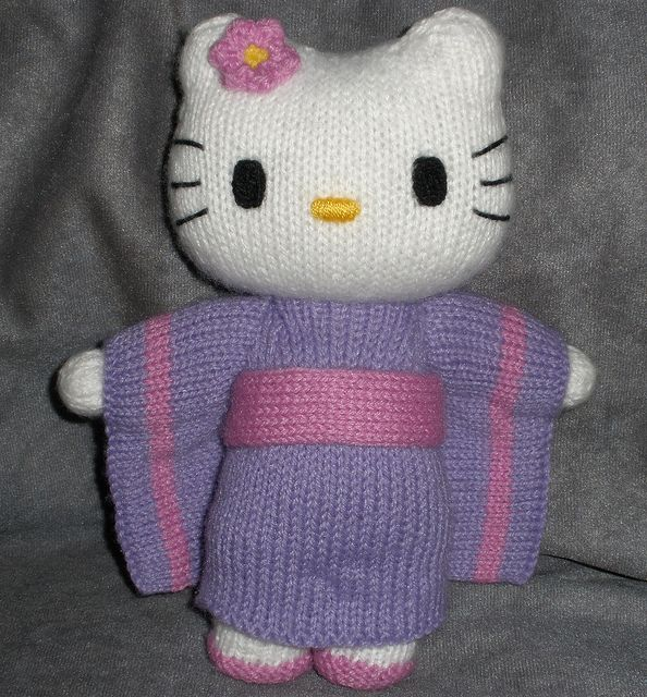 Hello Kitty Doll Toy Knitting Pattern : 1149 best ? Hello Kitty Dolls ? images on Pinterest Hello kitty, Dolls and ...