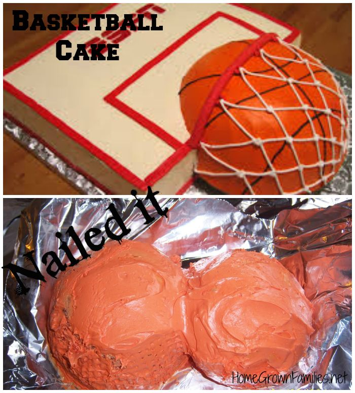 17 Best images about Cakes - Sports Basketball on ...