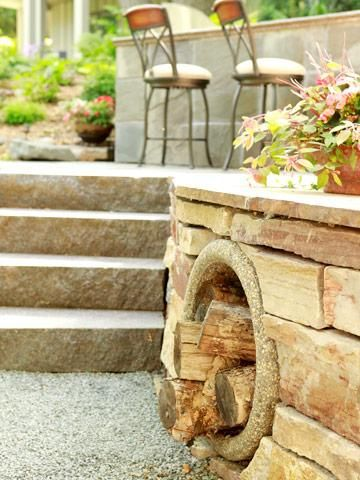 Vacation can be as close as your backyard. Check out 10 ways to make your outdoor space a peaceful retreat.
