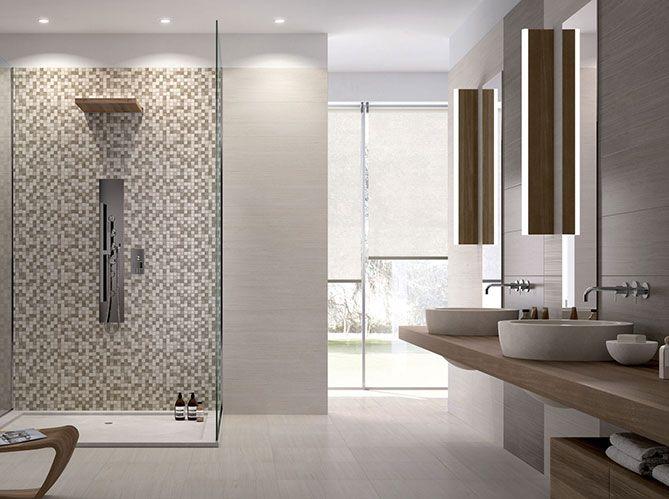 Carrelage hexagonal sur pinterest salle bains tendance for Carrelage salle de bains tendance
