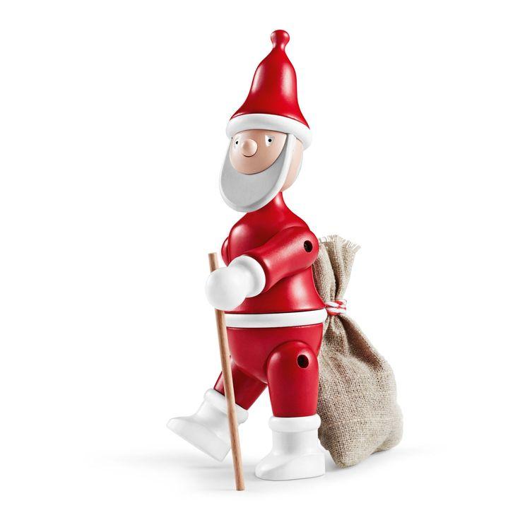 Årets sötaste jultomte är här: Kay Bojesens egna jultomte från Kay Bojesen....