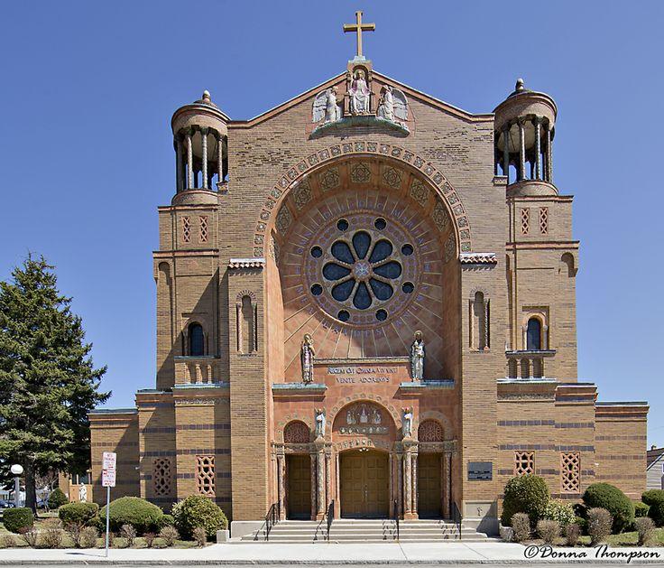 Church Building, Buffalo