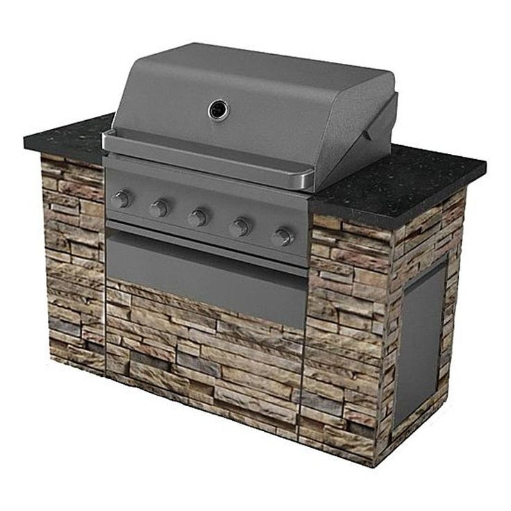 kenmore elite grill island. kenmore elite island base unit- grill alternate image