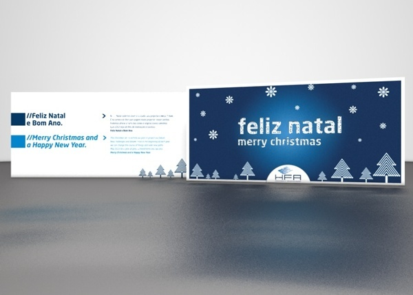 Postcard HFA by UNTITLED , via Behance