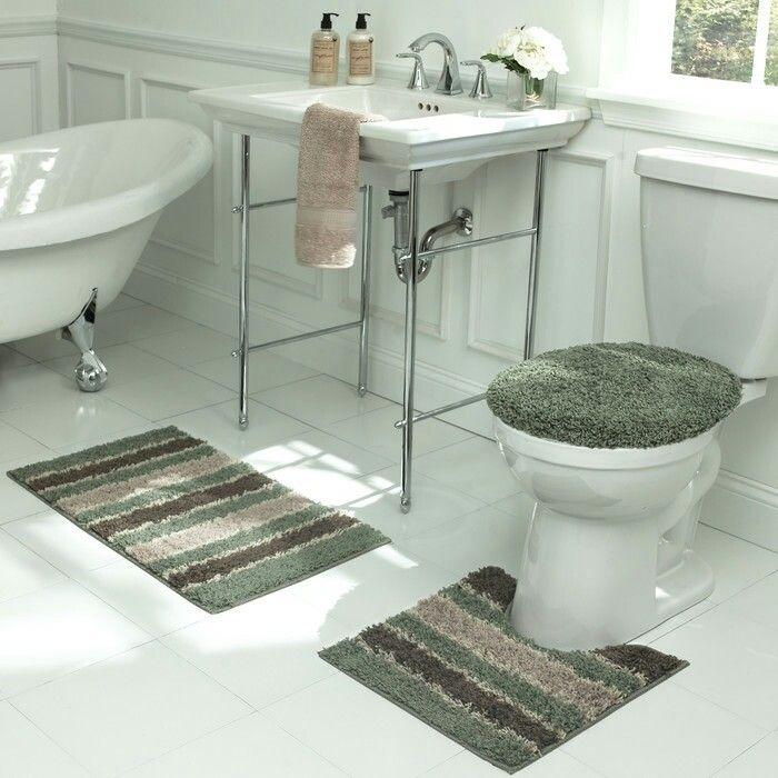 Http://www.wayfair.com/Bath Frieze Deliso Stripe Shag 3 Piece Bath Set YMB00080 L1226 K~BTFR1000.html?refidu003dGX71596706430 BTFR1000_12807287u0026deviceu003dmu0026ptidu003d  ...