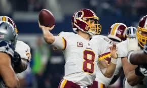 KIRK COUSINS' STATS VS. DALLAS WERE STELLAR, BUT ONE PROBLEM PERSISTS
