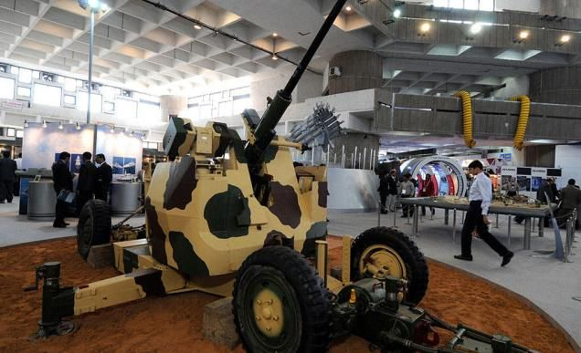 Asian Defence News Channel: Defence PSU in technology transfer pact with R&D l...