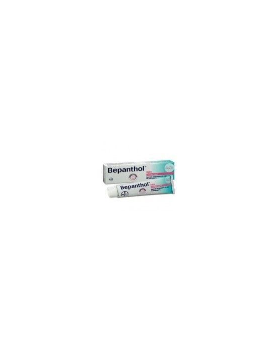 BEPANTHOL PROTECTIVE BABY BALM NAPPY RASH 30G Η αλοιφή Bepanthol περιέχει προβιταμίνη Β η οποία ενισχύει την ανάπλαση και την περιποίηση του ερεθισμένου και ευαίσθητου δέρματος. Είναι κατάλληλη για την προστασία και αντιμετώπιση των συγκαμάτων στα μωρά.