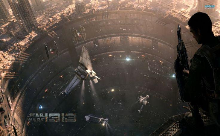 Star Wars 1313 HD Wallpaper