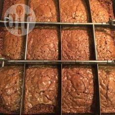 Brownie de chocolate @ allrecipes.com.br