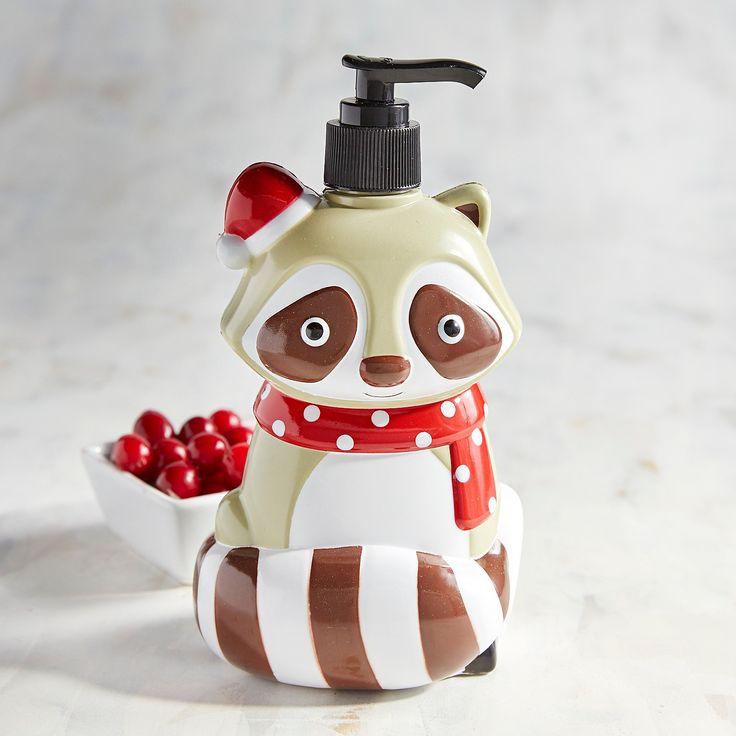 Raccoon Hand Soap