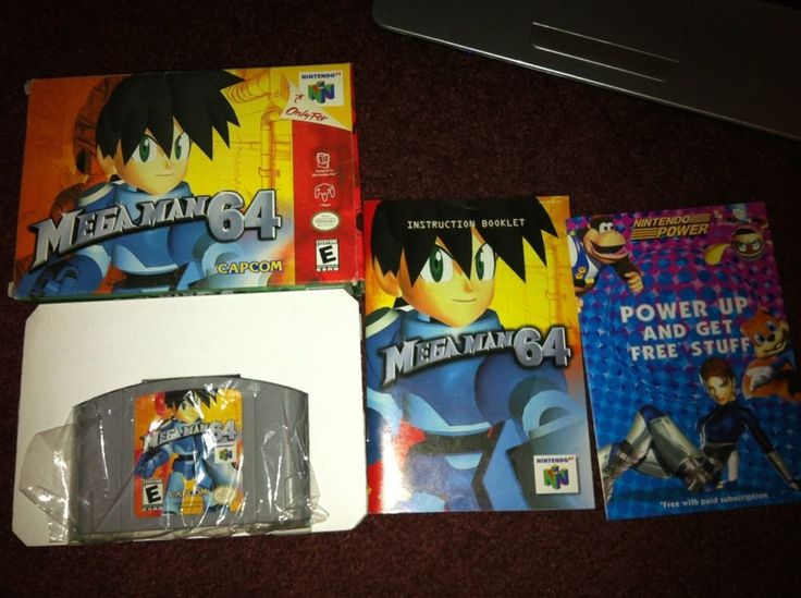 CIB, US/NTSC only. Released in 2001.