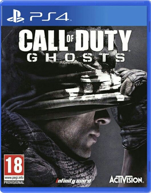 Call of doty ghosts