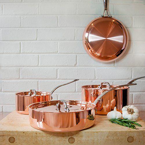 Baterías de Cocina que Os Facilitarán la Preparación de Deliciosos Platos
