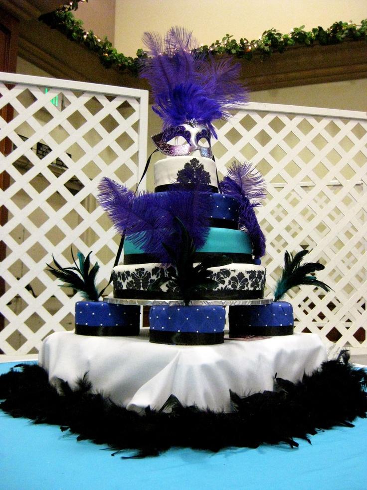 Masquerade Quinceanera Cake Ideas 117308 Cake Ideas Masque