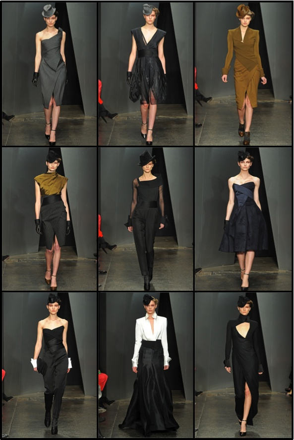 Donna Karan    Ready to wear New York Fall/Winter 2012/13    Source: Vogue.it