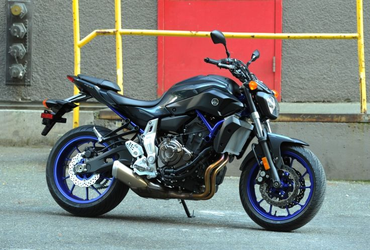 Yamaha FZ-07 first ride: low price + light weight + quality looks = big deal - Common Tread - RevZilla