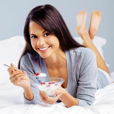 25 gesunde Diät-Rezepte mit Magerquark zum Abnehmen.