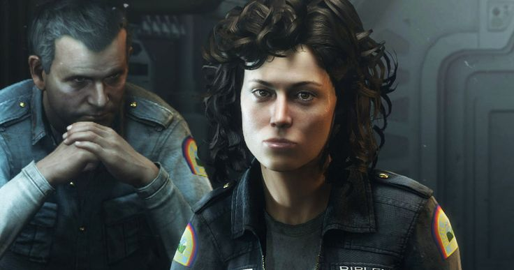 Final 'Alien: Isolation' Trailer Goes Searching for Ripley -- Amanda Ripley searches for the truth behind her mother's disappearance in the new Sega video game 'Alien Isolation'. -- http://www.movieweb.com/alien-isolation-video-game-trailer-final