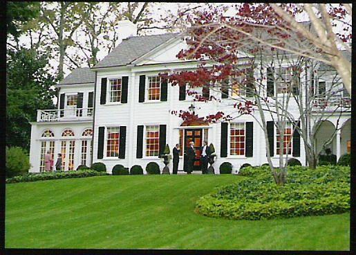 Neel Reid designed Buckhead home ideal homes.
