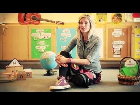 Kungsbacka utvecklar - att lära sig skriva och läsa med datorn som verktyg - YouTube