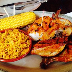 Nando's Peri-Peri Chicken | 19 Foods You'll Miss Like Hell After Studying Abroad In London