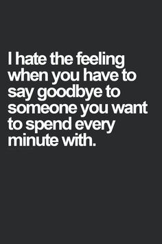 Saying Goodbye Quotes on Pinterest | Sad Goodbye Quotes, Farewell ...