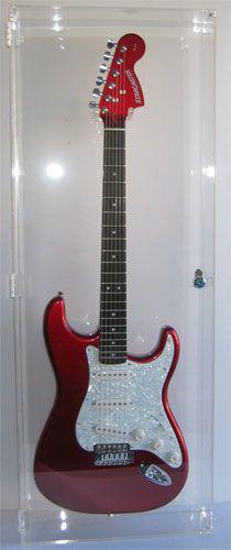 Acrylic Guitar Display Case
