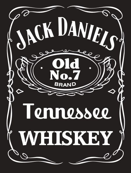 1000+ images about Stupid crafts on Pinterest | Landscape ... Jack Daniels Logo