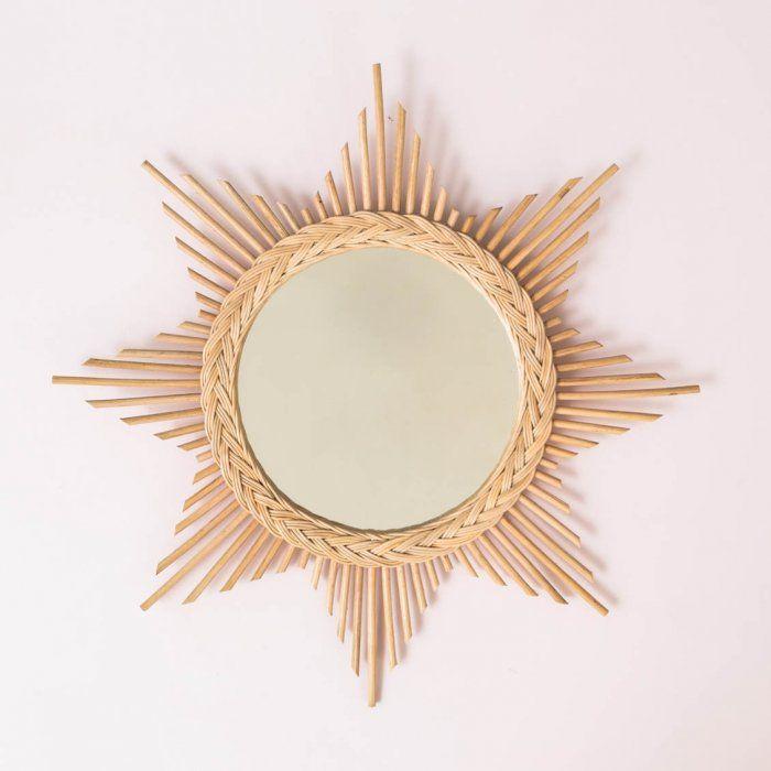17 meilleures id es propos de miroir soleil sur for Petit miroir soleil