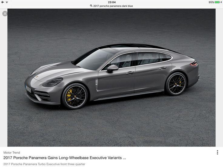 Cars, Porsche Panamera, Autos, Car
