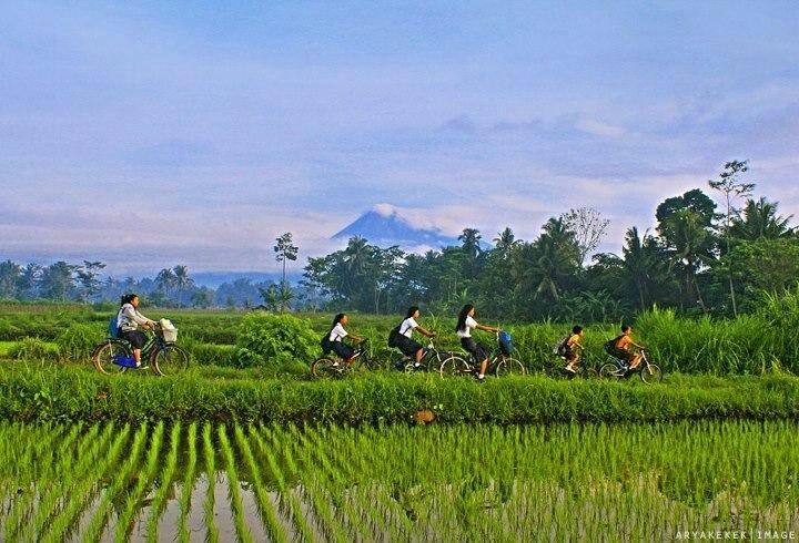 Mount Merapi...Yogyakarta