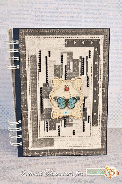 Blog studio75.pl: Notes / A notebook