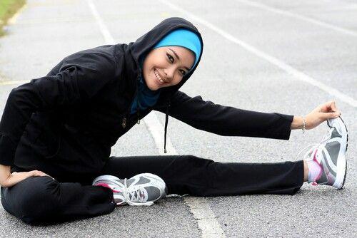 Hijab Sports