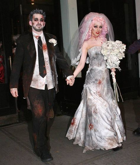 29 best Zombie Couples images on Pinterest | Halloween ideas ...