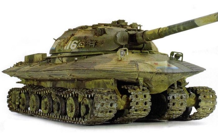 Объект 279 - самый уникальный танк в мире! в 2020 г | Танк ...