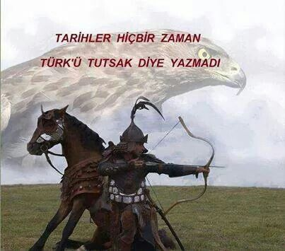 TURKS ! '' The history never succeded to write the TURKS as prisoners .