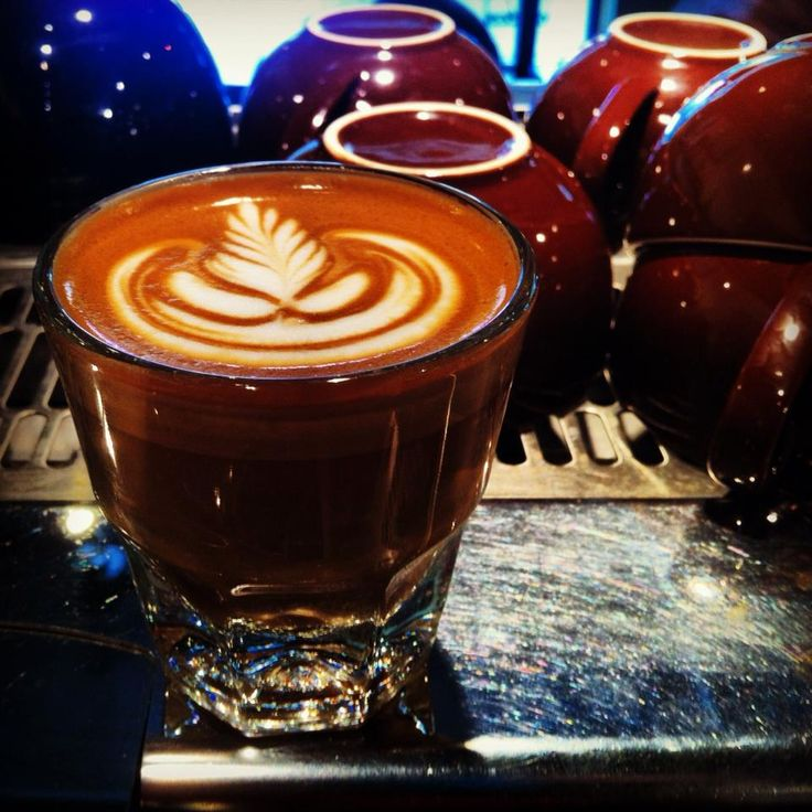 Try a 4oz. Piccolo Latte, you won't regret it! Now available in both locations.