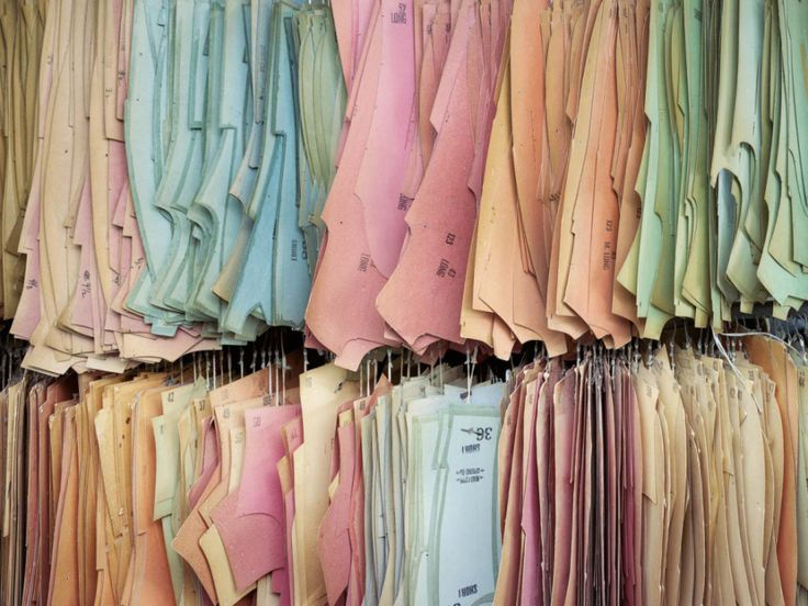 Unexpected Beauty Hiding inside America's Last Fabric Factories | Messy Nessy Chic