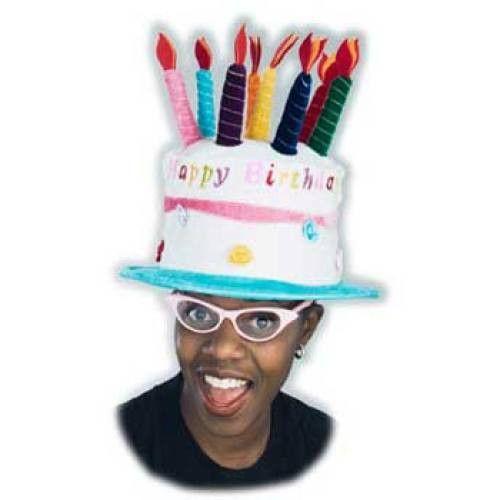 Adult Birthday Cake Hats
