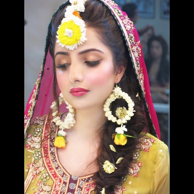 Bridal Makeup Flower Making : Best images about flower jewelry on